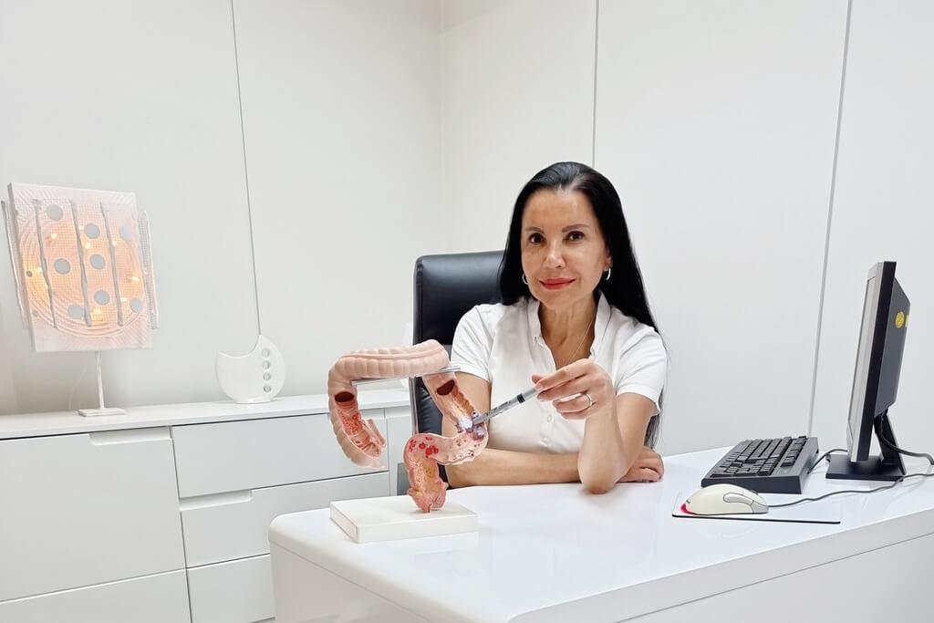 Ana Harder Schreibtisch